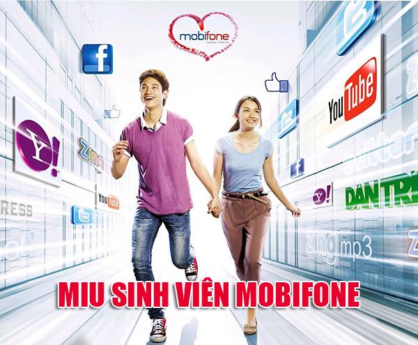 Thỏa sức truy cập internet cùng gói MIU Sinh Viên của Mobifone