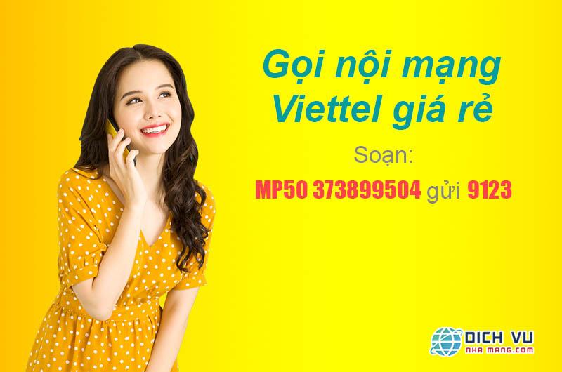 Cách đăng ký gọi nội mạng Viettel SIÊU khuyến mãi 2021