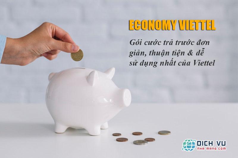 Đăng ký gói Economy Viettel để thỏa sức liên lạc với chi phí siêu tiết kiệm