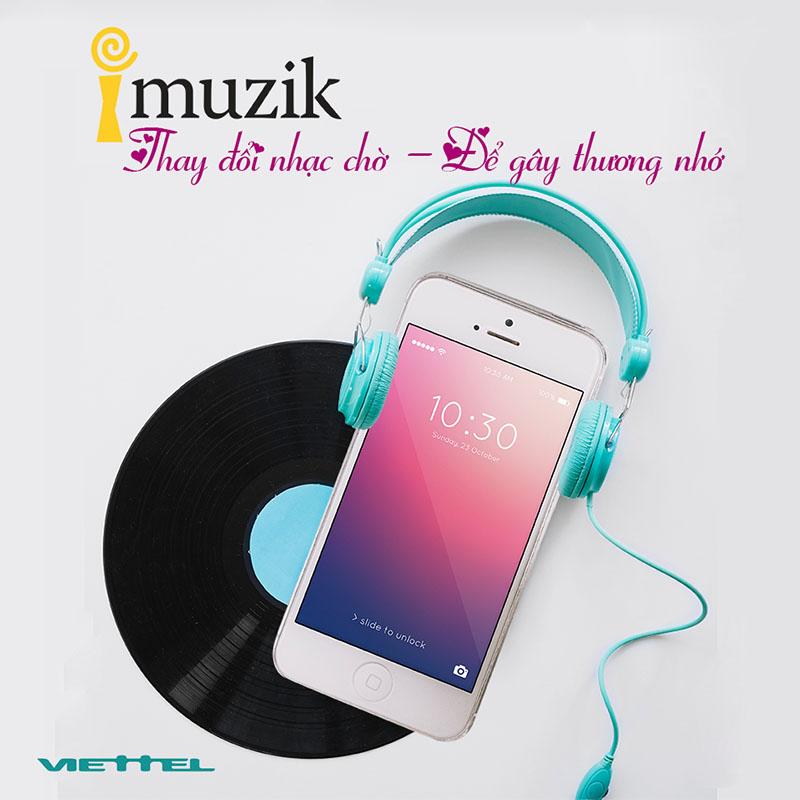 Nhạc chờ Imuzik Viettel