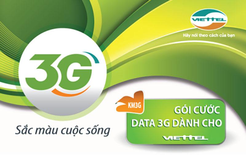 Cách đăng ký 3G Viettel cho thuê bao trả sau