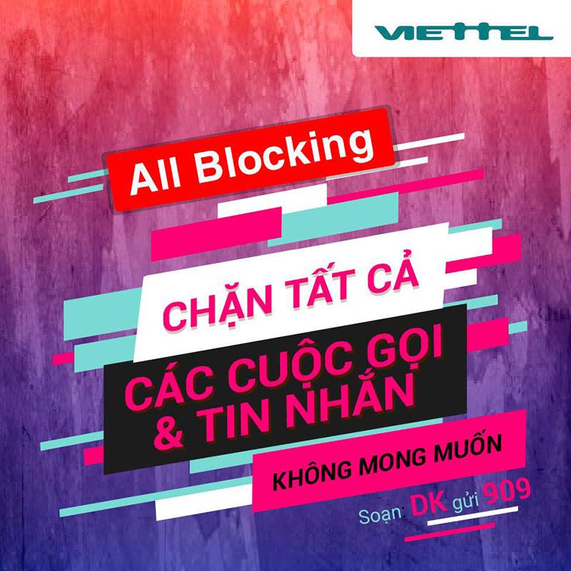 Cách chặn cuộc gọi và tin nhắn mạng Viettel đơn giản đến bất ngờ